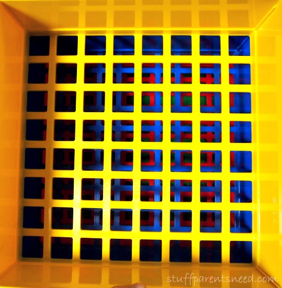LEGO storage compartments with Box4Blox