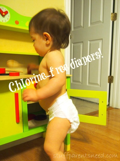 chlorine-free diapers earth's best