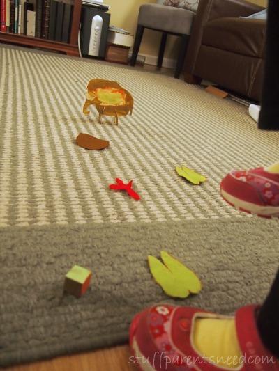 wummelbox craft subscription hunter gatherer game