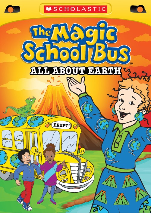 magic school bus all about earth