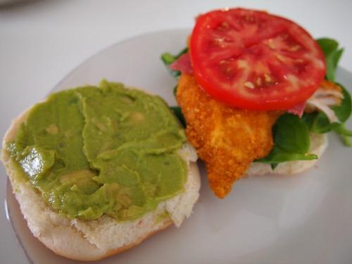 Tyson Clip4School-sandwich-guacamole