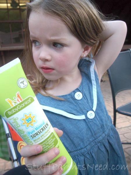 babyganics mineral sunscreen for kids