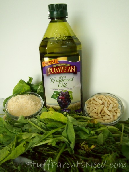 pompeian grapeseed oil for grilling