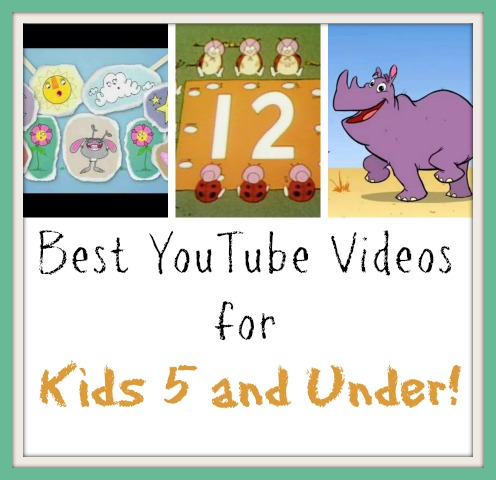 best youtube videos for kids