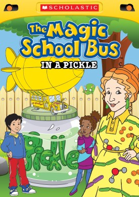 magic school bus in a pickle