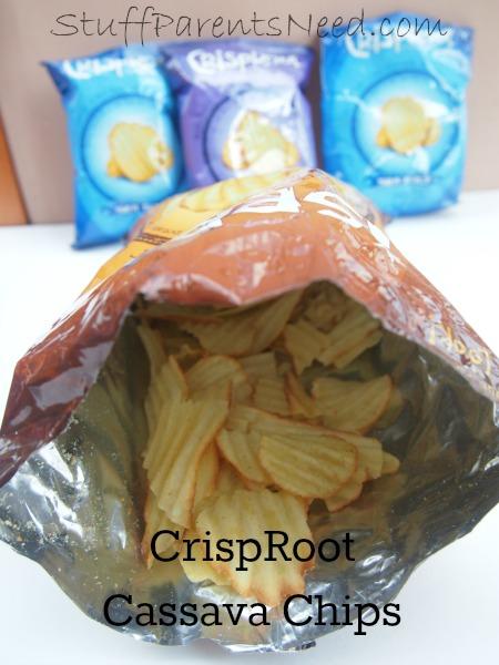 CrispRoot Cassava chips