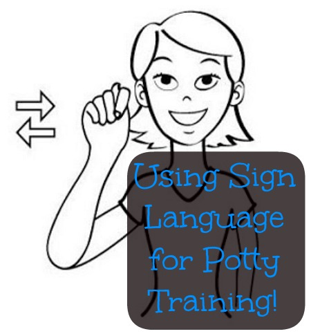 potty training tips: sign language