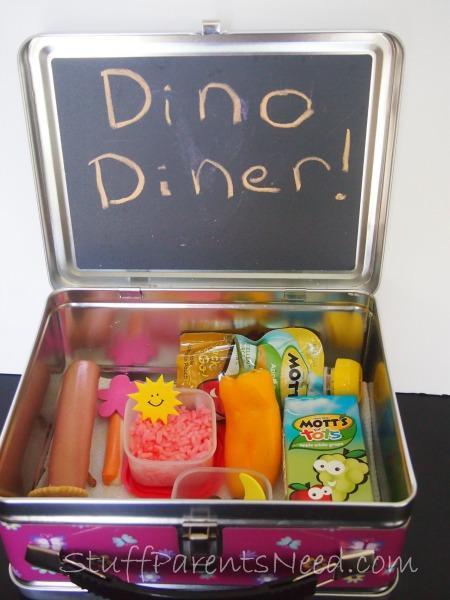 dinosaur bento box