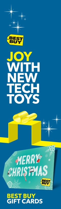 best buy joy with new tech toys