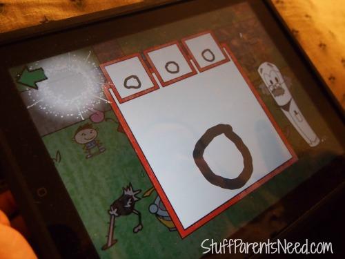 leapfrog app toys for writing 2