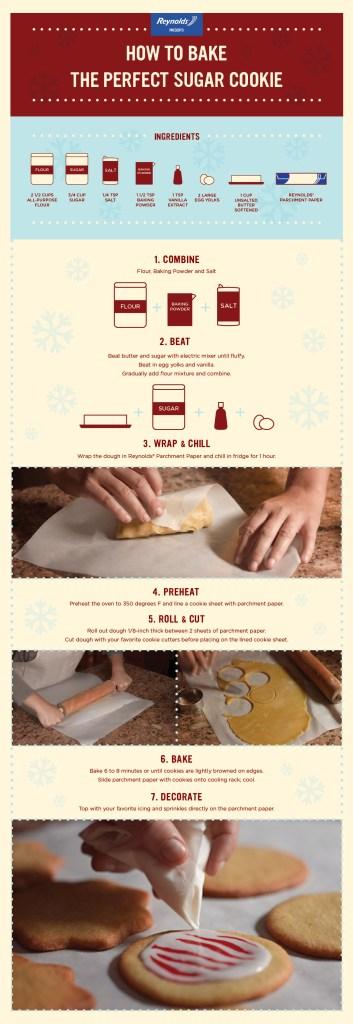 how to bake sugar cookies
