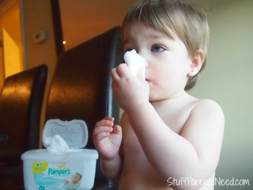 pampers wipes from CVS