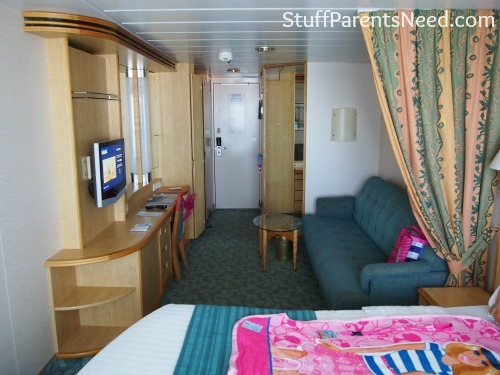 royal caribbean freedom of the seas deluxe ocean stateroom