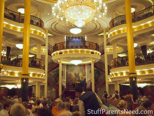 royal caribbean freedom of the seas dining room