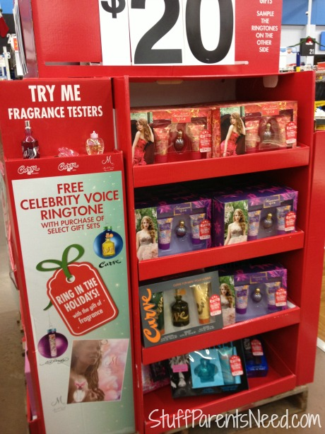 #shop #scentsavings fragrance display at walmart