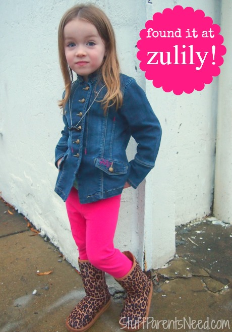 zulily military jacket