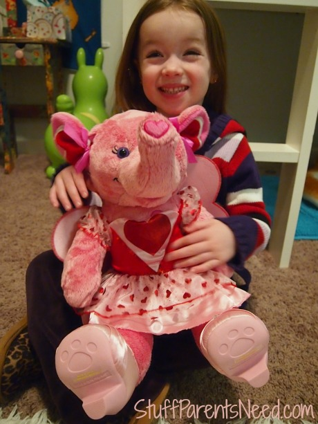 build a bear pink elephant