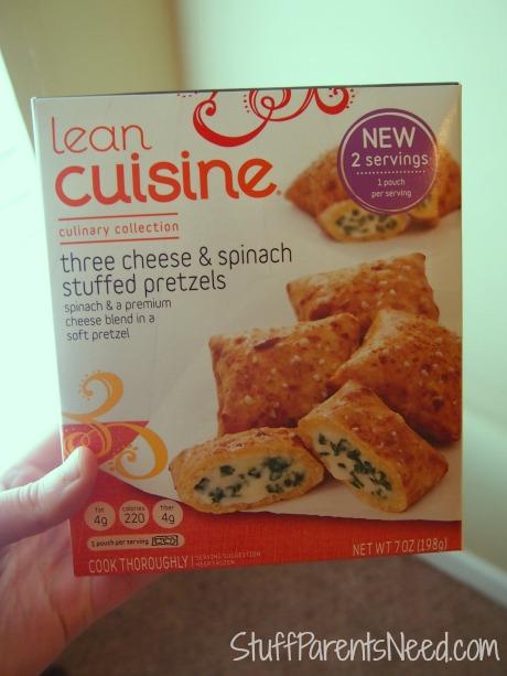 #wowthatsgood lean cuisine snack