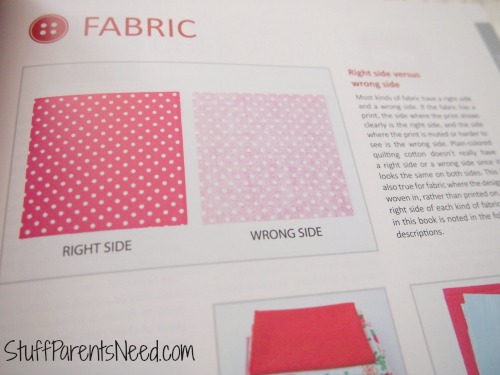 simple sewing wrong fabric