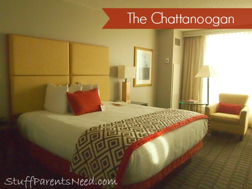 room at The Chattanoogan