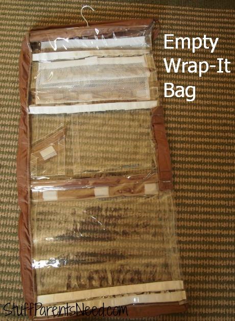 wrap it gift wrap storage