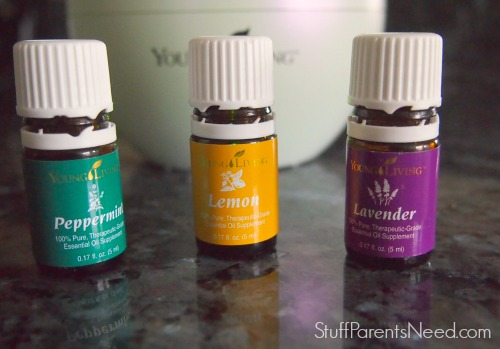 allergy relief using essential oils