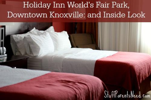 holiday inn world's fair park 1