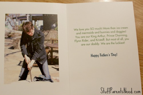 cardstore father's day card 2