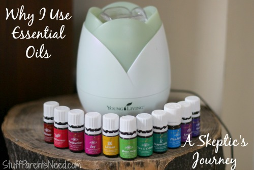 skeptical about essential oils