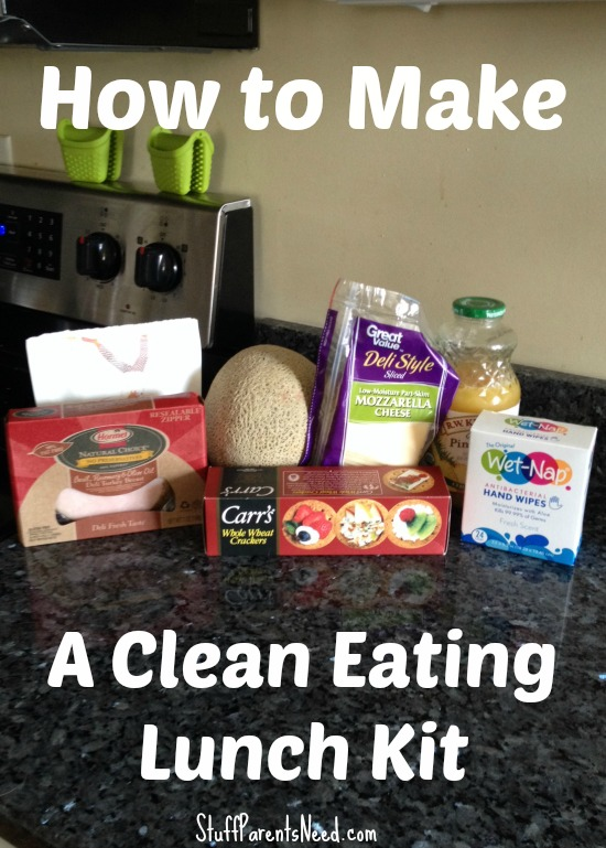 clean eating lunch kit 1
