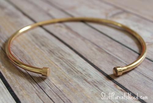 baublebar gold bolt collar