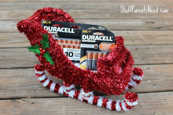 duracell holiday