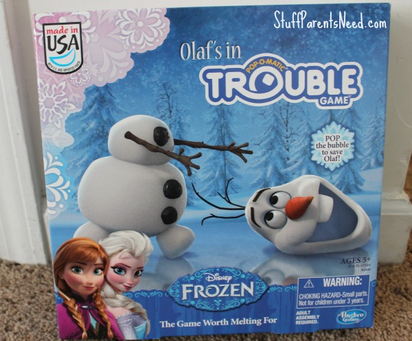 olaf in trouble 3