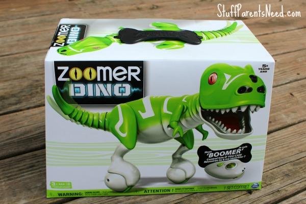 zoomer's interactive dino 5