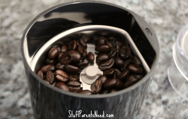 how to grind coffee beans 2