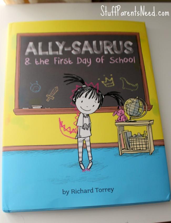 ally-saurus 2