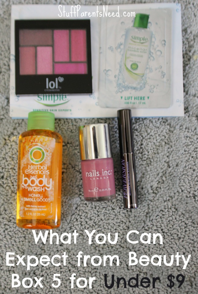 beauty box 5 review june 2015