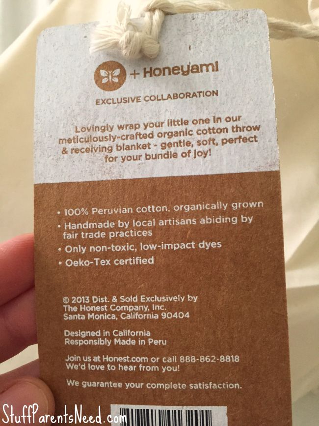 honest company organic cotton blanket review 2