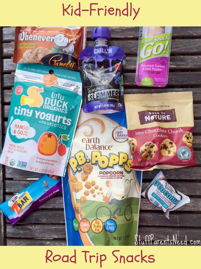 best organic snacks for kids