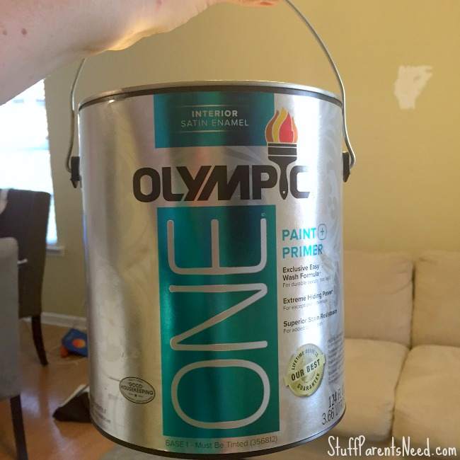olympic paint makeover 1