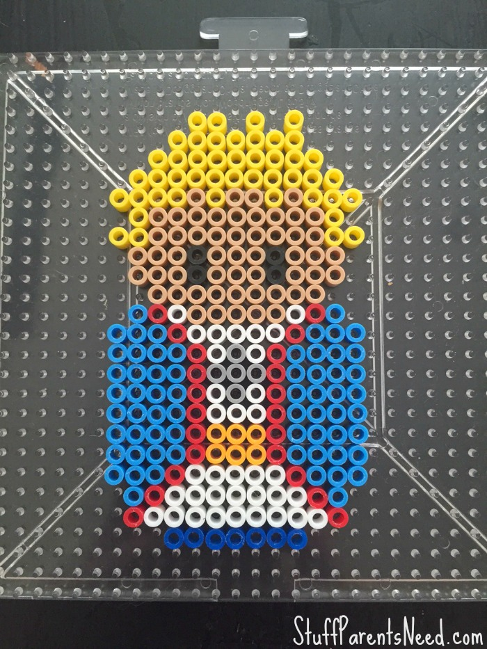 little prince activity perler beads