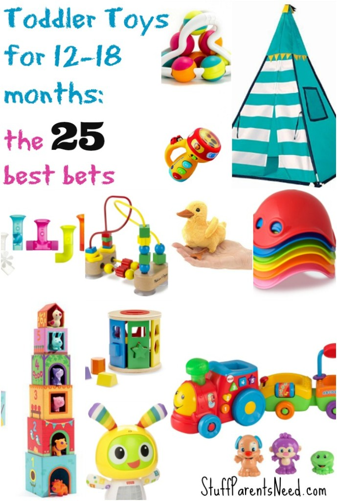 The Best Toys For 12 18 Month Olds Top 25 Picks