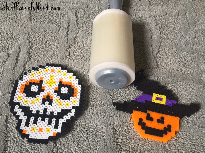 perler-bead-craft-with-lint-roller