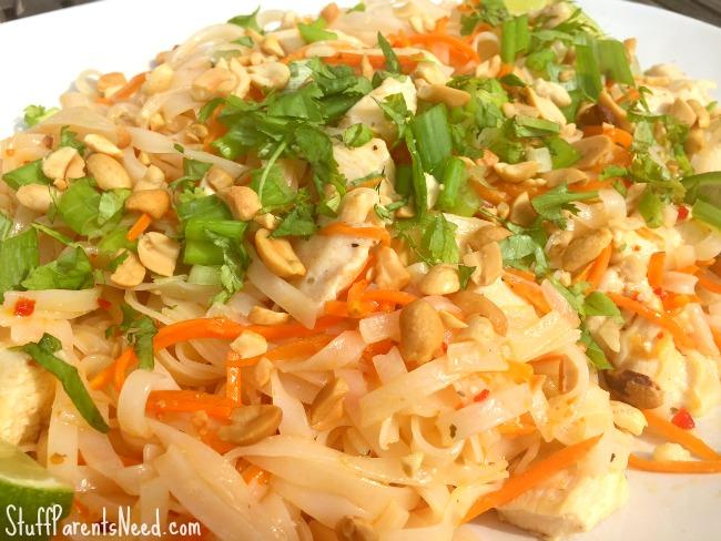 home chef pad thai