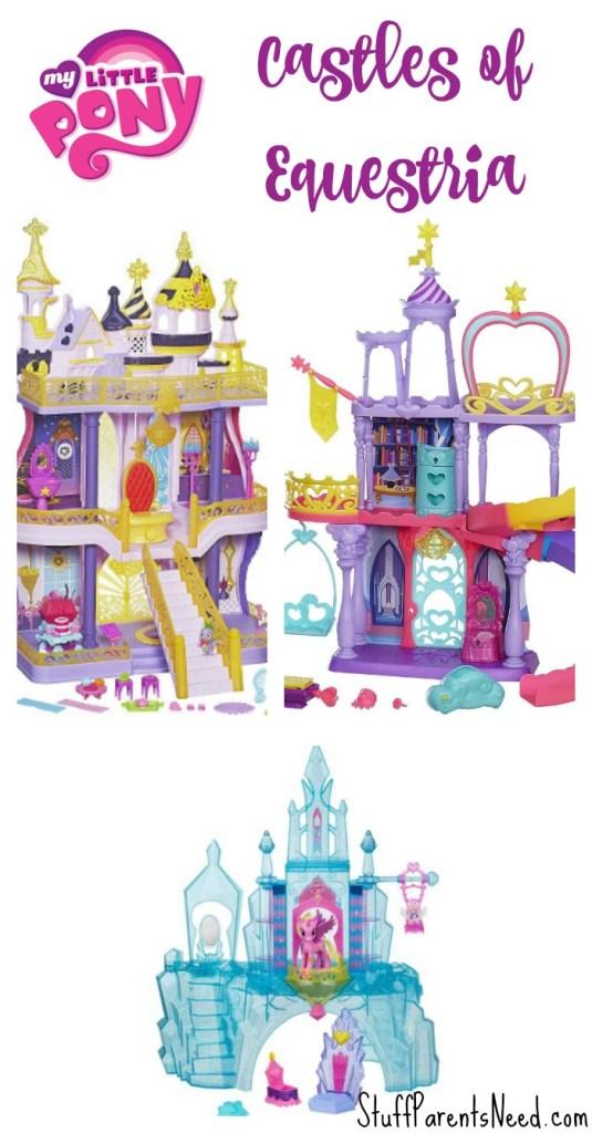 my-little-pony-castles