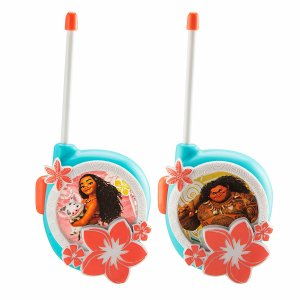 moana walkie talkies