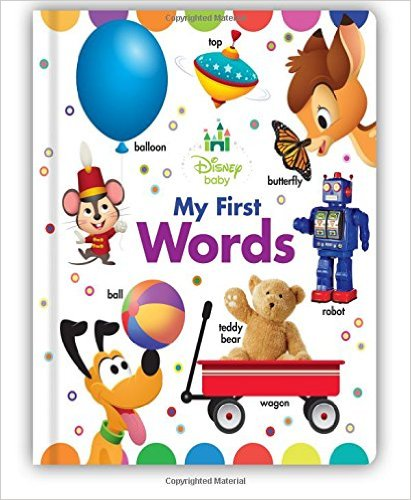 baby's first words 10