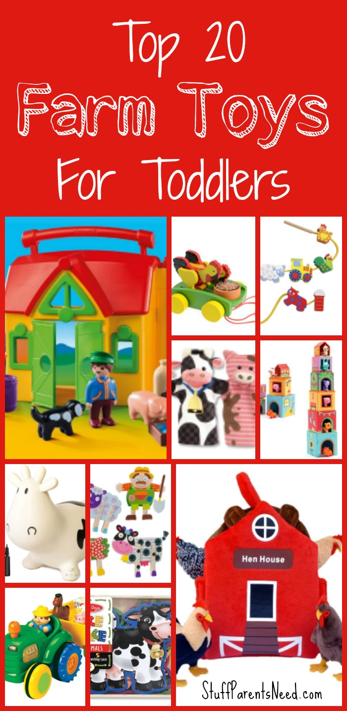 farm toys for toddlers