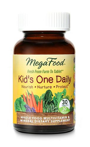 best natural multivitamin for children