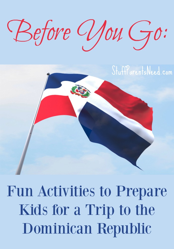 traveling to dominican republic with kids